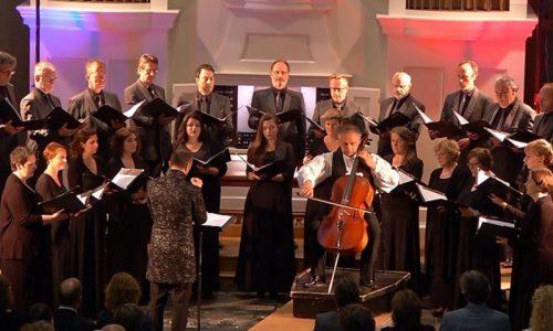 openingsconcert Dordt In Cello